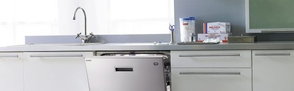 ASKO professional dishwasher for your company kitchen area