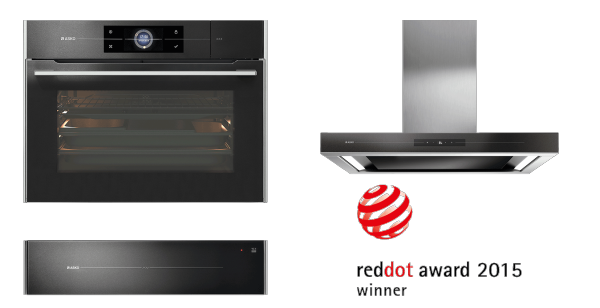 Red Dot Award 2015 ASKO Appliances