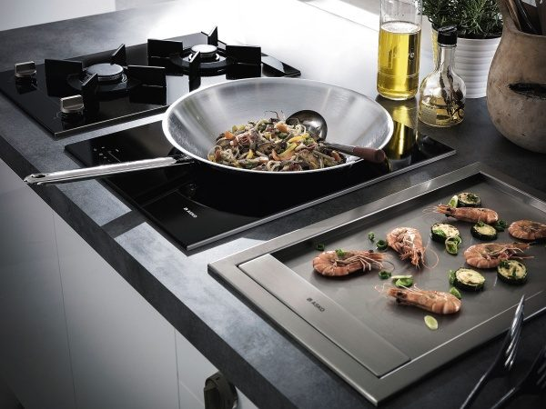Built your own hob with domino hobs from ASKO.