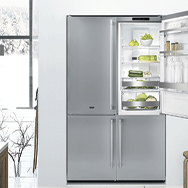 Integrated cooling appliances from ASKO