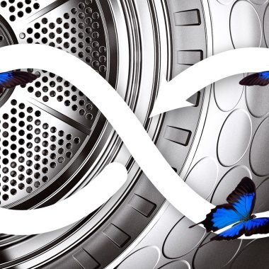 ASKO dryers with Butterfly drying prevents bundling and minimises creasing your clothes.