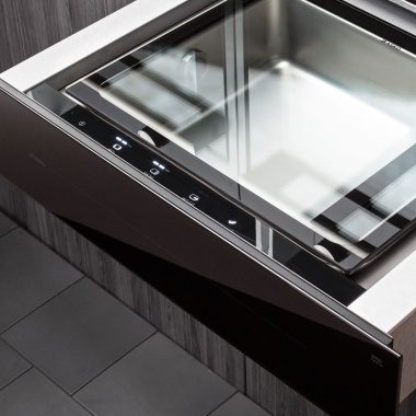 Introduce advanced cooking in your home with Vacuum drawer from ASKO.