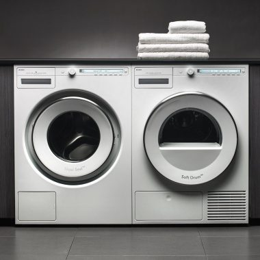 Match your ASKO dryer with your washing machine in same range