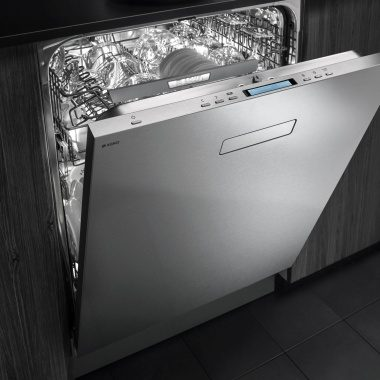 ASKO dishwasher with night mode