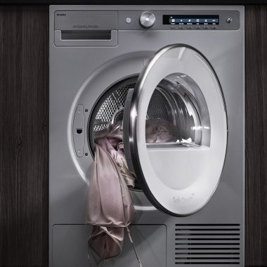 ASKO dryers have programmes for all types of clothes