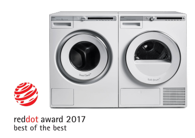 Red Dot Award 2017 - ASKO Appliances