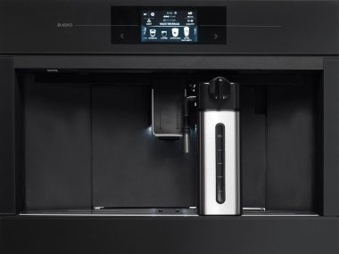 For us to produce the best coffee for you ASKO coffee machine comes with 15 BAR of pressure.