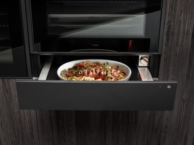 Keep your gratain warm in ASKO warming drawer