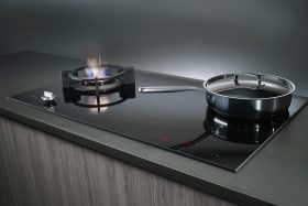 Duo Fusion™ Gas and Induction hob
