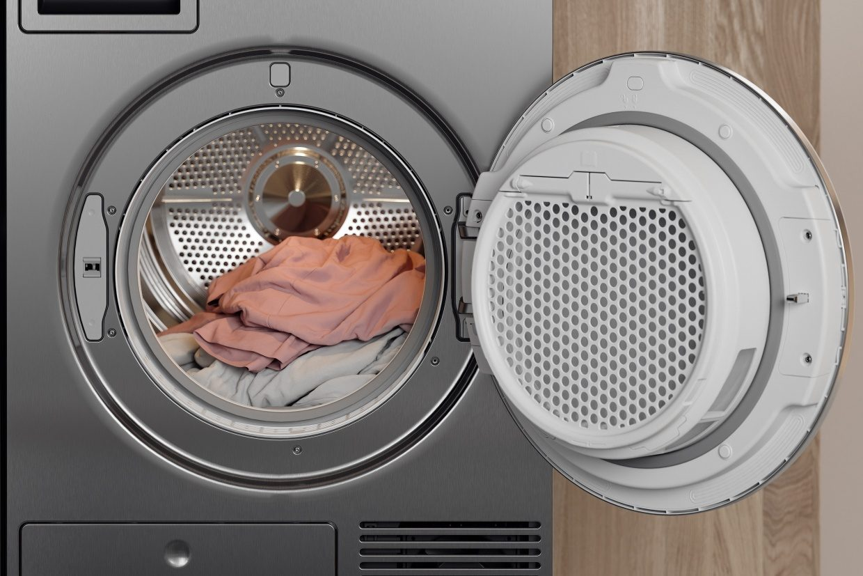 Drying with sense
