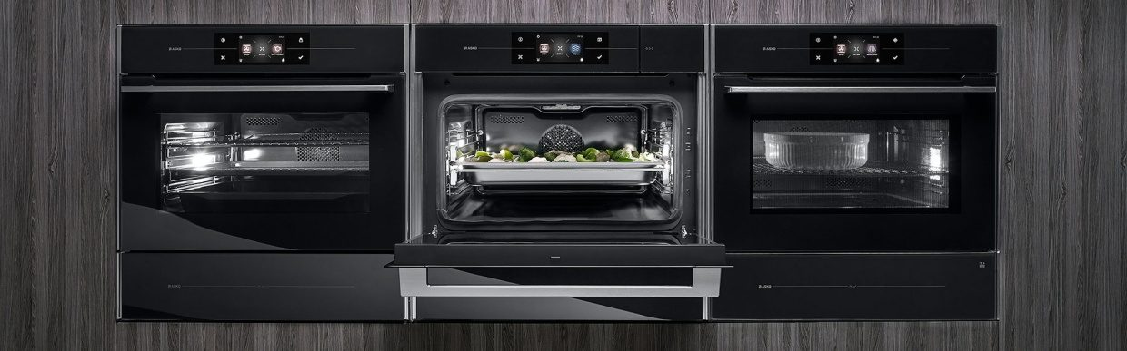 ASKO ovens are constructed with a unique design and highest quality. Full range of exceptional ovens for your kitchen.