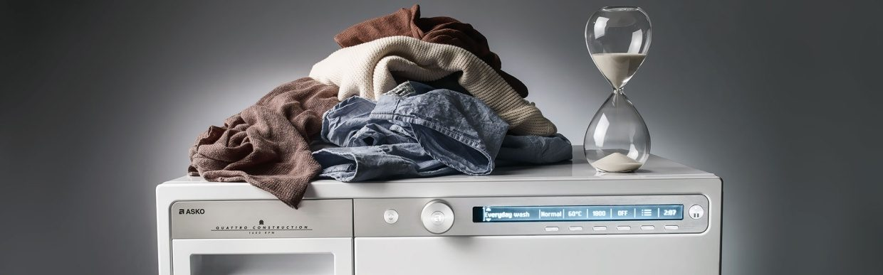 Laundry appliances from ASKO