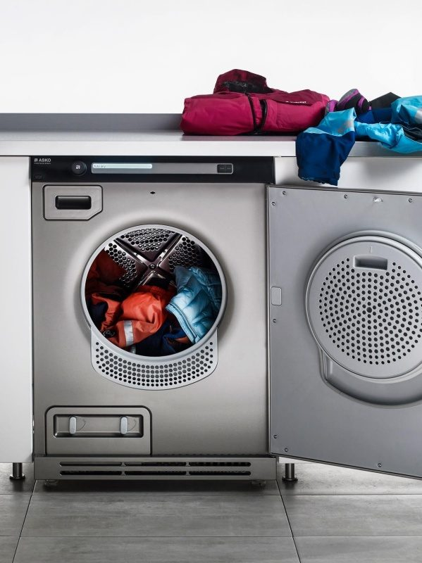 Frequently asked questions ASKO professional tumble dryers