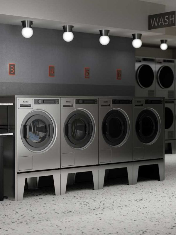 Frequently asked questions ASKO professional washing machines