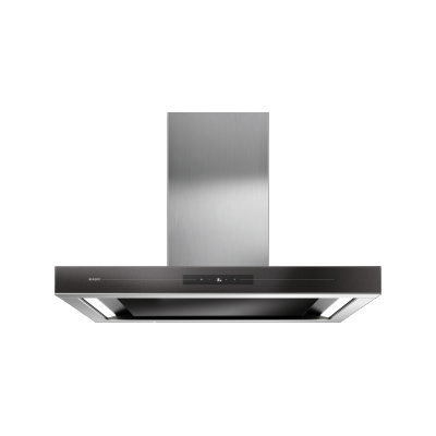 Wall-mounted cooker hood