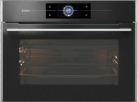Black glass Pyrolytic oven 45cm OP8478G