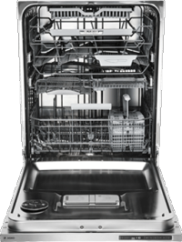 Dishwasher D5566XXLSOFFI