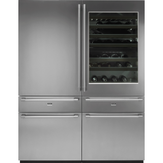 Fridge Freezer Wine Cooler 203cm x 75cm