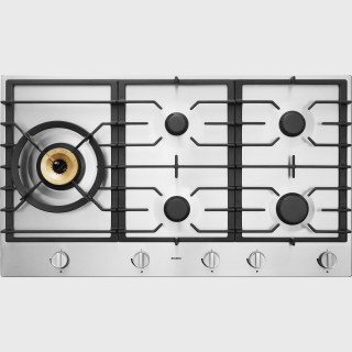 Gas Hob Super Flex wok burner