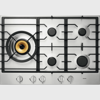 Gas Hob Super Flex wok burner HG1776SB