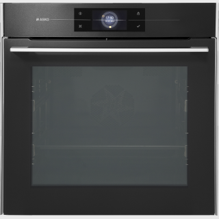 Black Glass Pyrolytic oven 60cm OP8678G