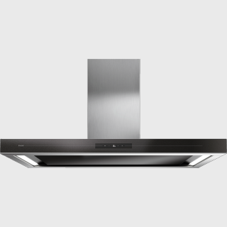 Wall mounted cooker hood