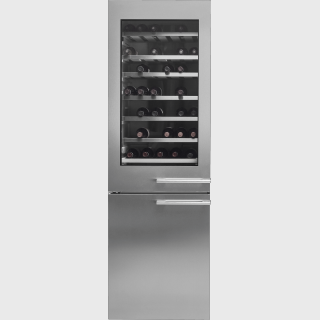 Fridge Freezer Wine Cooler convertibel drawer RWFN2684SL